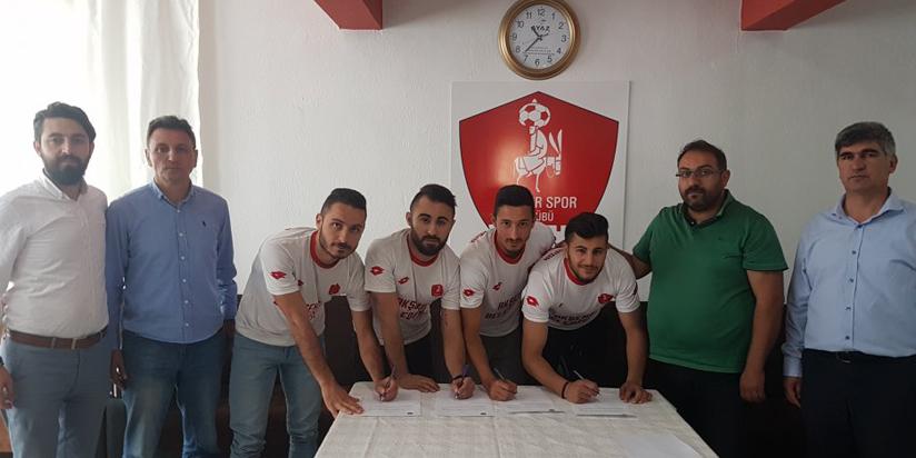Akşehirspor, gövde gösterisi yaptı