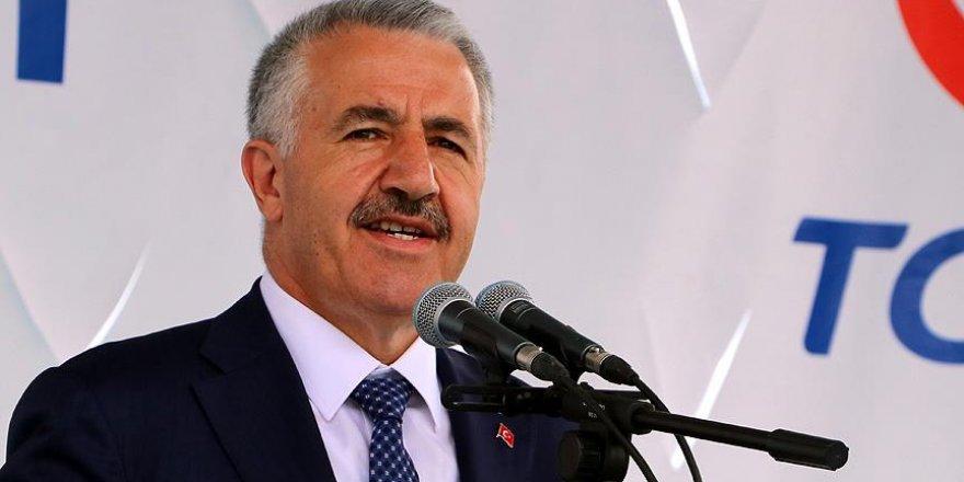 Ahmet Arslan: Ovit Tüneli fikri 150 yıllık bir rüya
