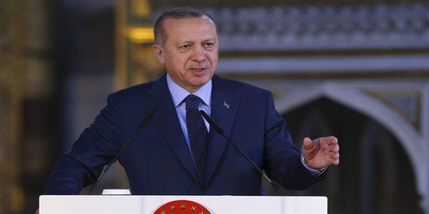 Erdoğan'dan vatandaşlara özel rica