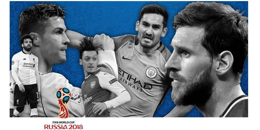 2018 Dünya Kupası: Takımlar, Yıldızlar ve Fikstür