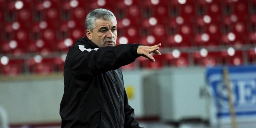 Rıza Çalımbay, Konyaspor'daki hedefini açıkladı