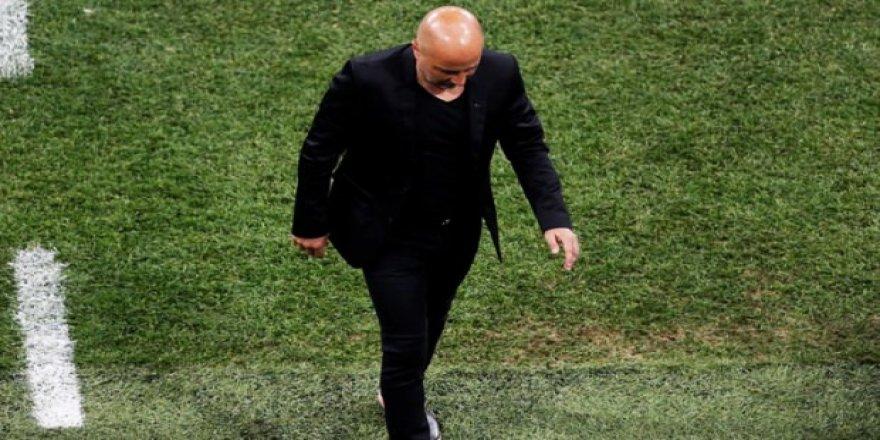 Jorge Sampaoli'den mağlubiyet yorumu!