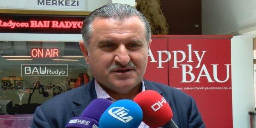 """Osman Aşkın Bak: """"EURO 2024'e her şeyimizle hazırız"""""""