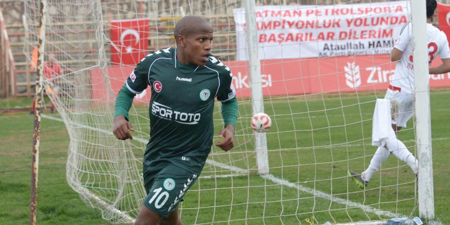 Konyaspor'un iç transfer raporu