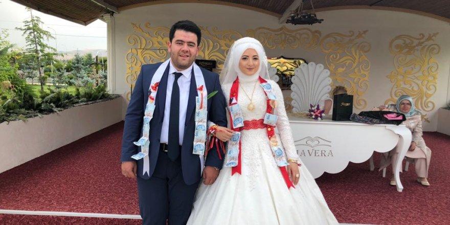 Ayşegül Nesrin & Yasin'in mutlu günü