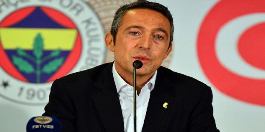 Fenerbahçe Başkanı Ali Koç'tan Muharrem İnce yalanlaması!