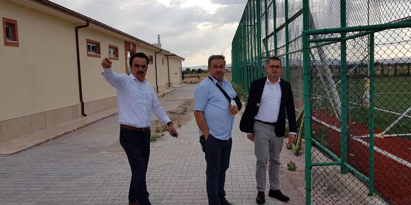 Konyaspor alt yapısına tesis hamlesi