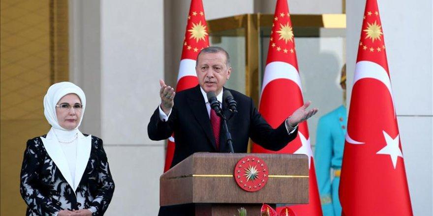 Turquie: Erdogan promet davantage de progrès avec le nouveau système présidentiel