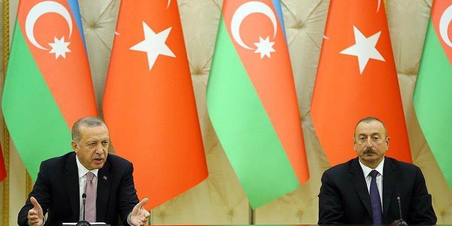 TANAP project vital for Turkey, Azerbaijan: Erdogan