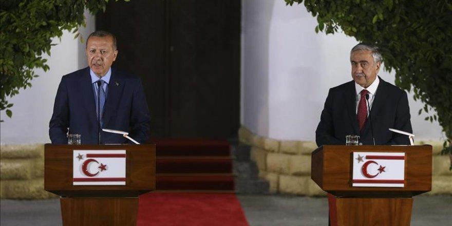 Turkish President Erdogan: Cyprus is our national cause