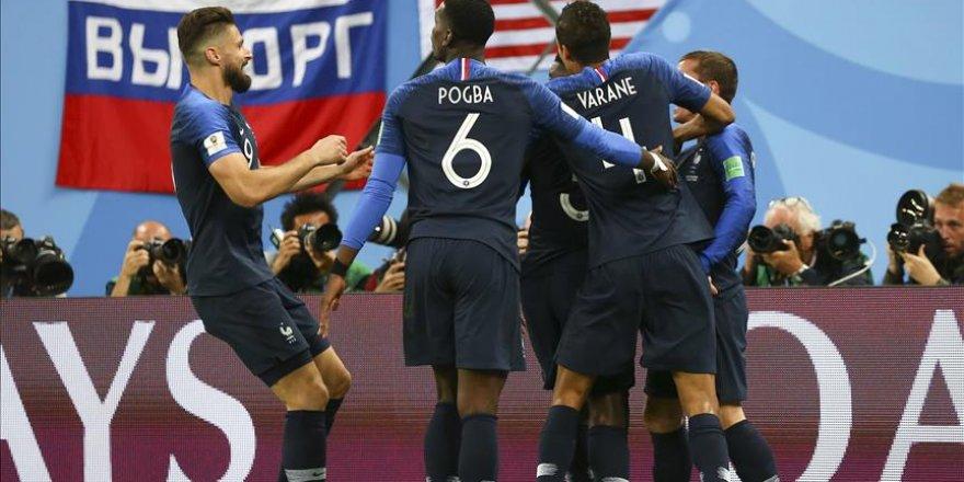 Mondial 2018: La France se hisse en finale en battant la Belgique 1-0
