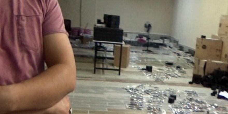 Vatandaşları 'Çiftlik Bank' sistemiyle dolandıran çete çökertildi