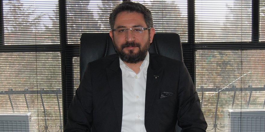 """TÜMSİAD Konya Şube Başkanı Aktan: """"Srebrenitsa katliamını unutturmayacağız"""""""