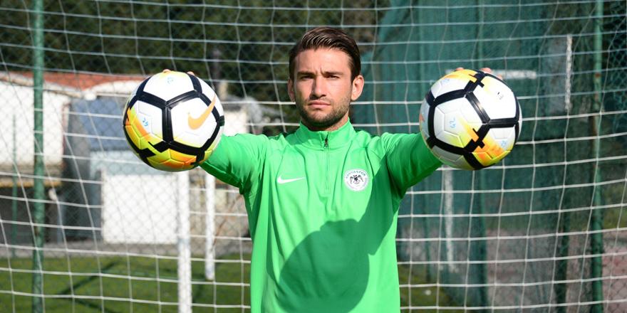 Taşkıran: Daha önce Konyaspor'a gelmek istemiştim