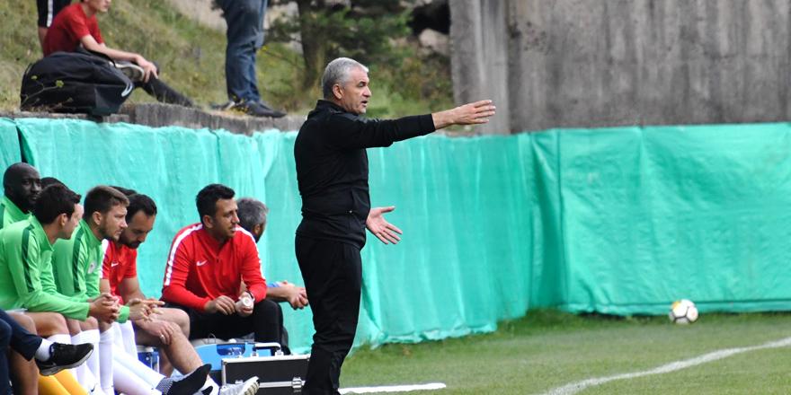 Çalımbay, Amasya maçına yedek kadroyla çıkacak