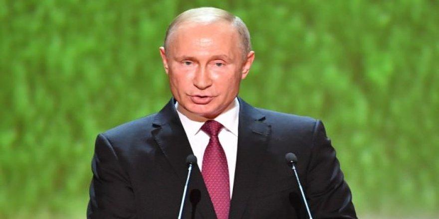 Putin açıkladı! 25 milyon saldırı yapıldı