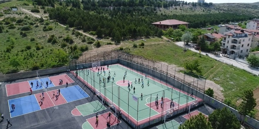 Beyşehir'e yeni sportif yatırımlar