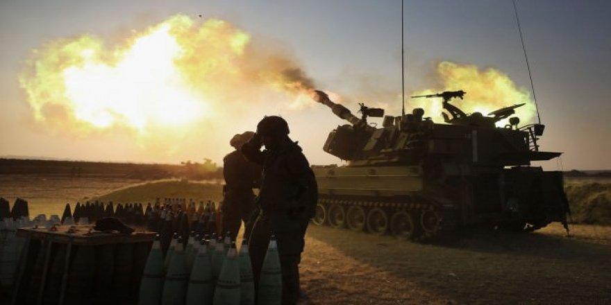 İsrail'den alçak saldırı! Şehit sayısı yükseldi