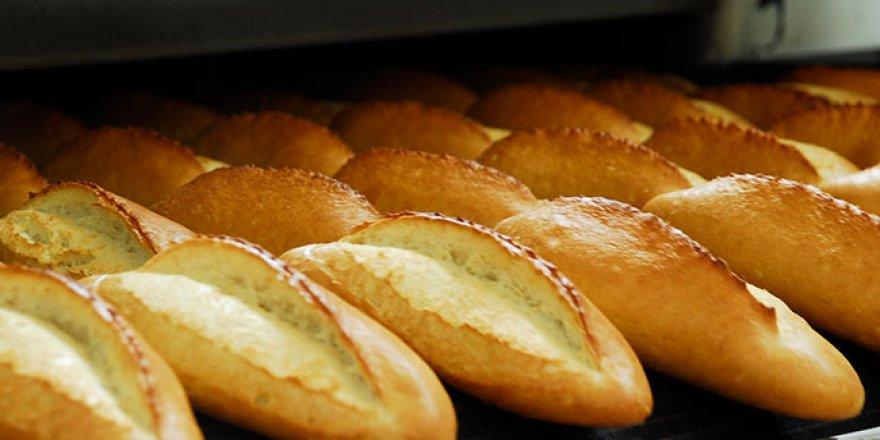 Ekmek fiyatlarına zam yapıldı