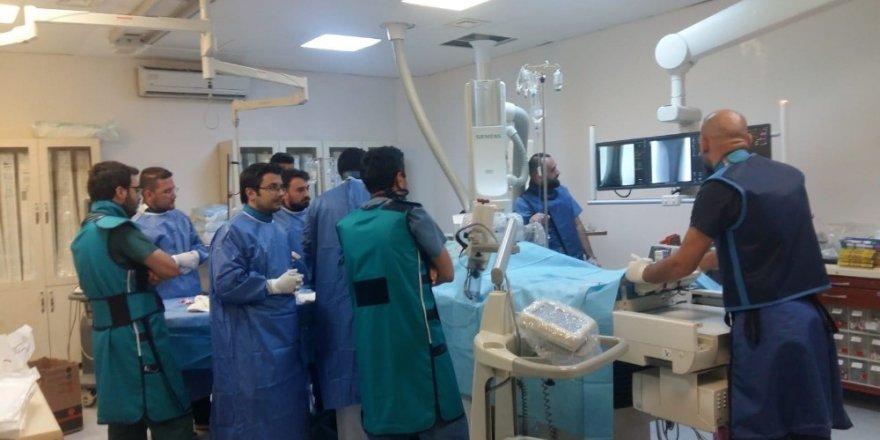 Muş Devlet Hastanesinden başarılı bir operasyon daha