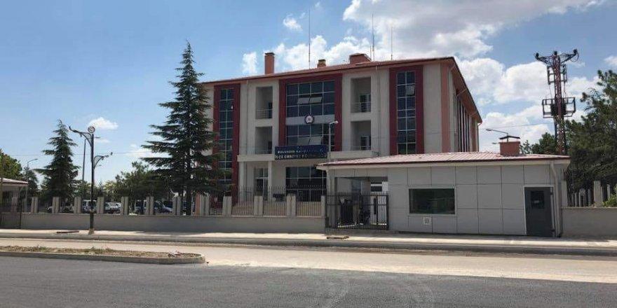 Bolvadin Emniyet Müdürlüğü yeni hizmet binasına taşındı