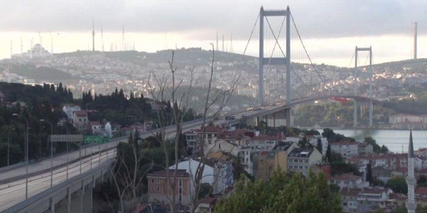 Köprü ve otoyollardan sağlanan gelir ilk 6 ayda 883 milyon TL'yi aştı