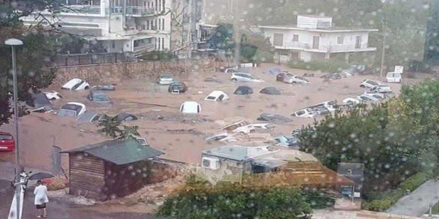 Komşu zor durumda! Yunanistan'da bir felaket daha