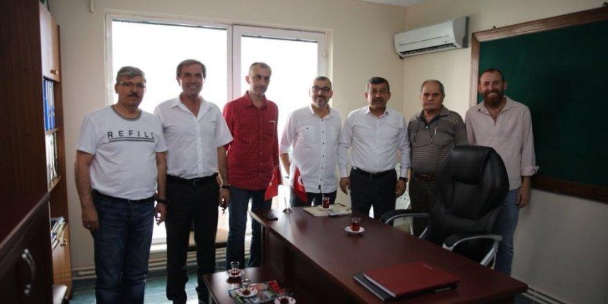 Başkan Karabacak'tan STK'lara teşekkür ziyareti