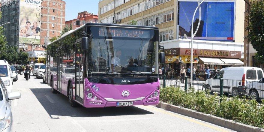 Çorum'da halk otobüsleri daha sıkı denetlenecek