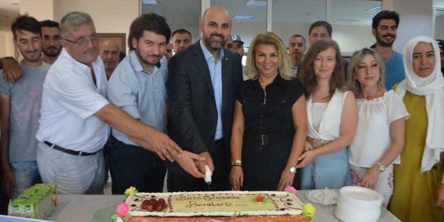 İzmit Belediyesi'nde toplu doğum günü etkinlikleri sürüyor