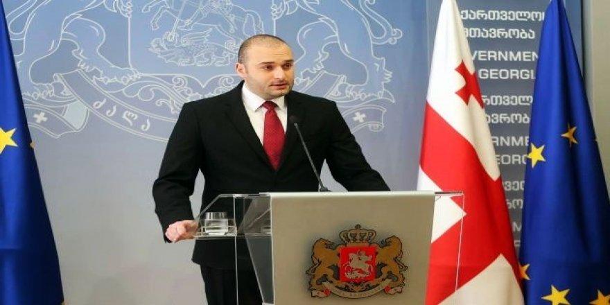 Gürcü Başbakandan iktidar partisine çağrı
