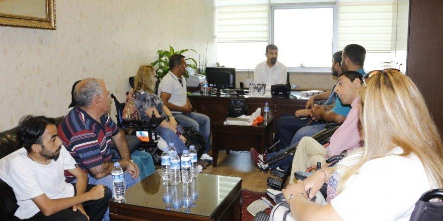 Mersin Barosu 'Engelli Hakları Merkezi' kuruyor