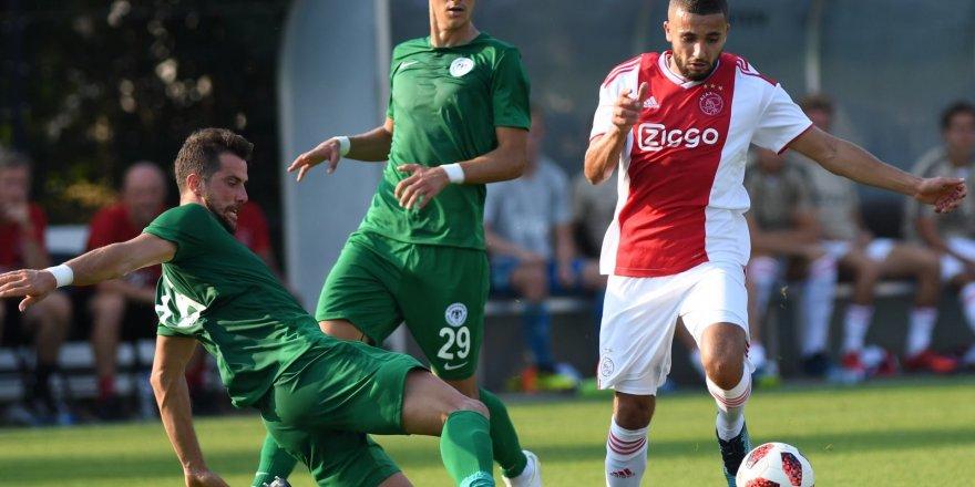Konyaspor, Ajax'ı da yendi!
