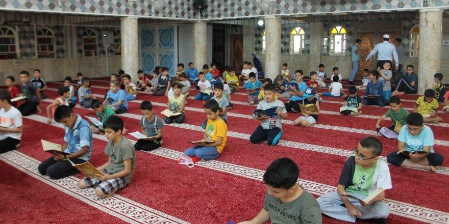 Siirt'te yaz Kur'an kurslarına yoğun ilgi