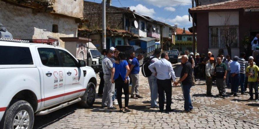 Afyonkarahisar'da 300'e yakın ev selden etkilendi