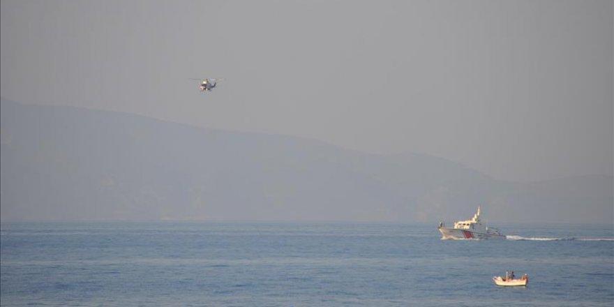 9 die as migrant boat sinks off Turkey's Aegean coast