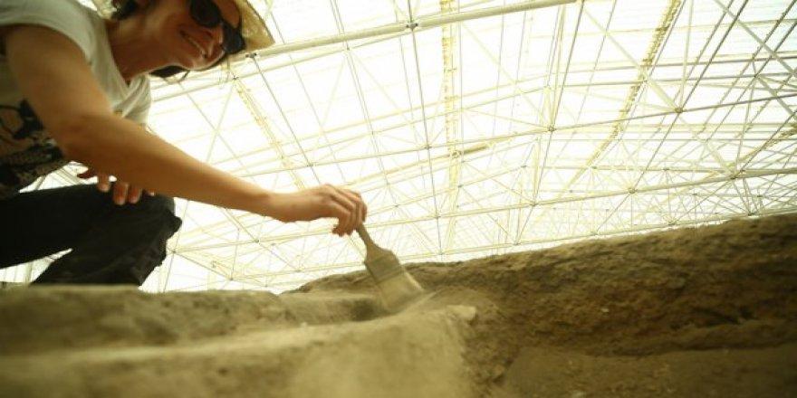 Çatalhöyük'te yeni keşiflere kapı aralanacak