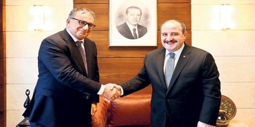 Bakan Varank 5G'nin Türk mucidi ile görüştü