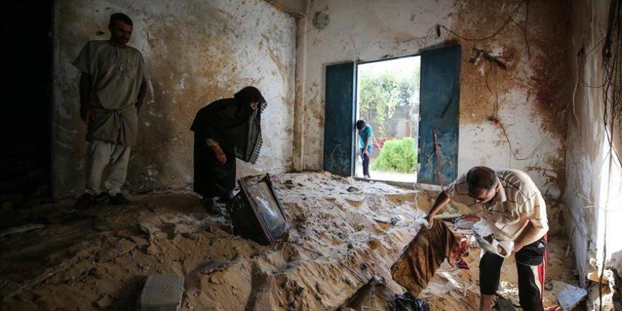 Gaza : Un raid israélien fait 3 martyrs dont une femme enceinte et sa fille
