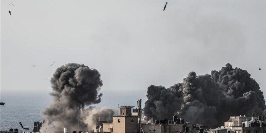 Raid israélien sur un centre culturel à Gaza : Le bilan s'alourdit à 18 blessés