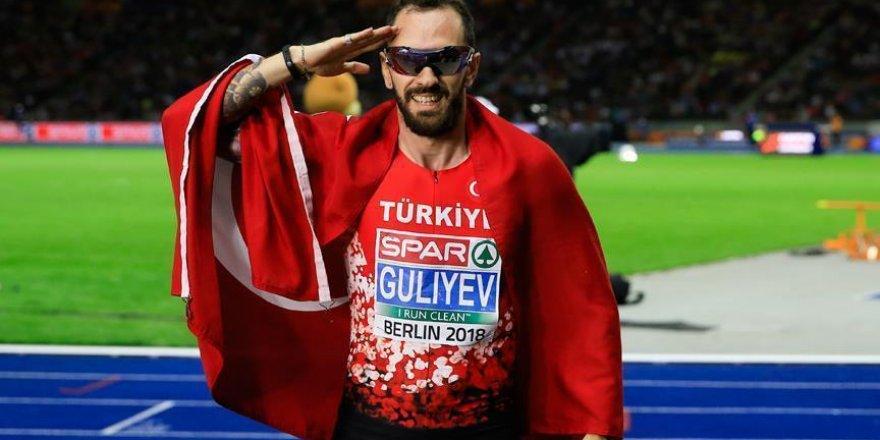 Championnats d'Europe d'athlétisme: Médaille d'or pour le Turc, Guliyev