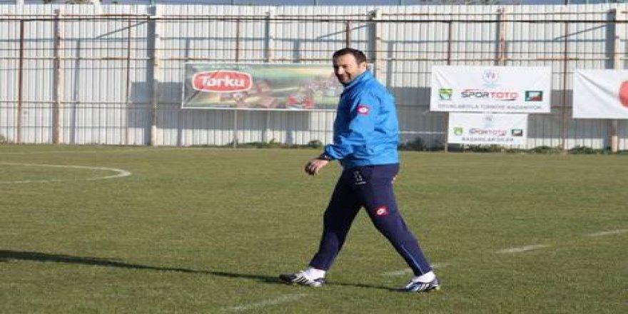 Anadolu Selçukspor'da Tayfun Türkmen dönemi!