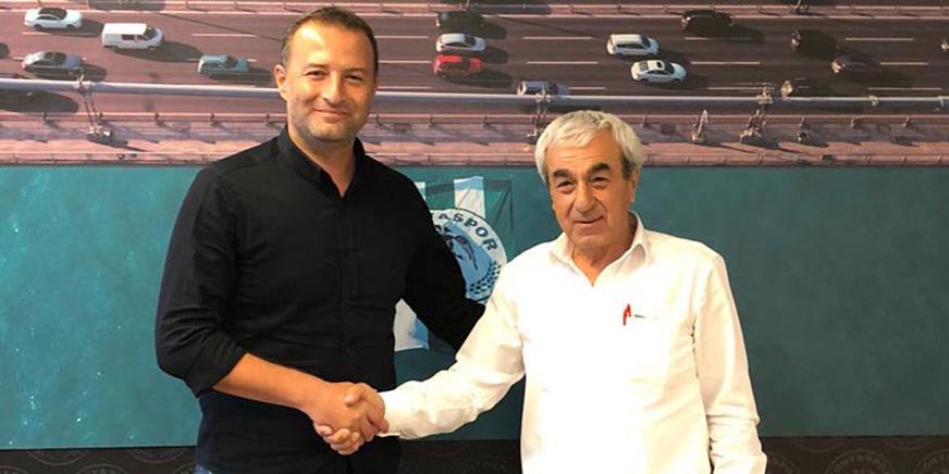 Tayfun Türkmen, Anadolu'ya imza attı