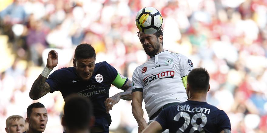 Konyaspor taraftarı maça alınmayacak!