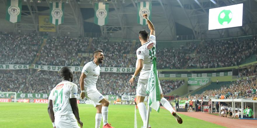 İşte Konyaspor'un Türkiye Kupası'ndaki rakibi!