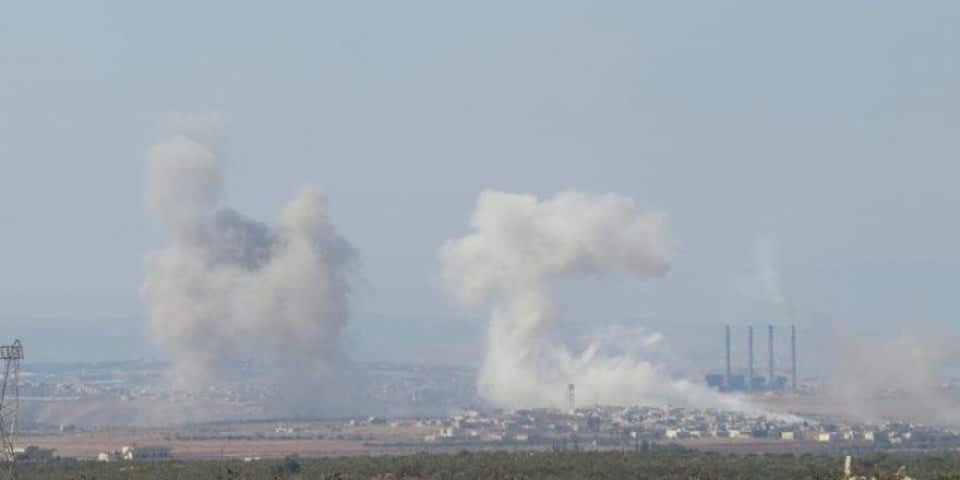 Suriye'de Esed sivillere saldırdı! 13 ölü