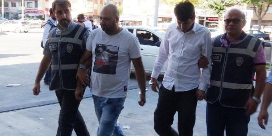 İranlı tırnakçılar kaldıkları otelde yakalandı