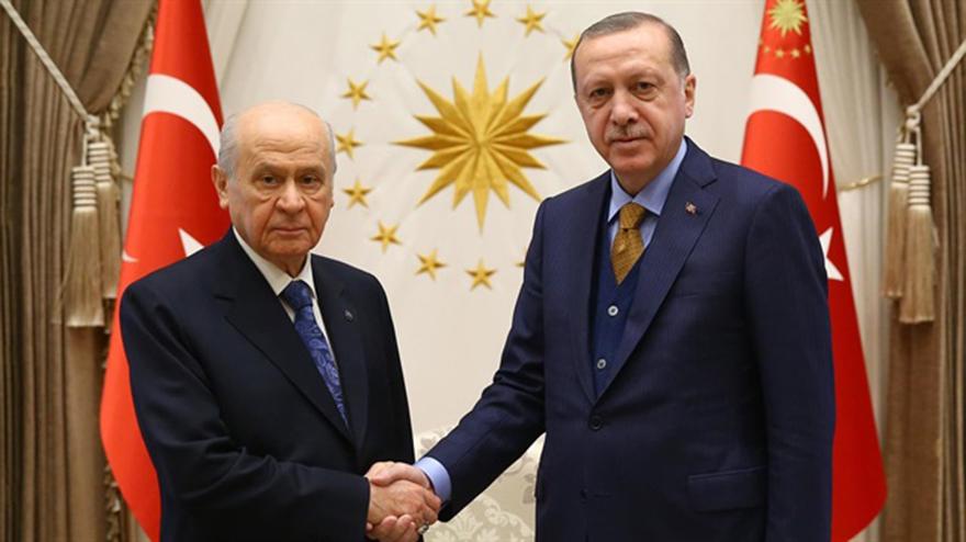 Erdoğan: İttifak imkanı olur mu bakacağız