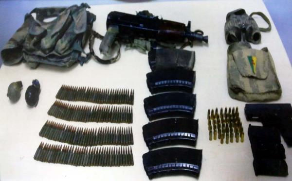 Şanlıurfa'daki terör operasyonunda 2 tutuklama