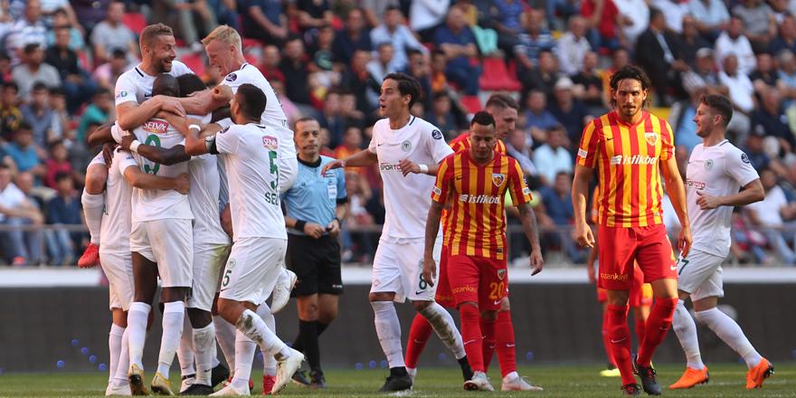Selçuk Aksoy, Konyaspor'un hedefini açıkladı